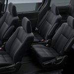Toyota Voxy seating layout