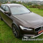 Volvo V90 Cross Country front three quarter right