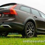 Volvo V90 Cross Country rear profile