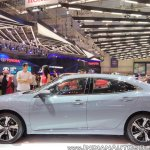 2017 Honda Civic Hatchback profile at GIIAS 2017
