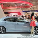2017 Honda Civic Hatchback right side at GIIAS 2017