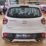 2017 Hyundai Grand i10X (facelift) rear 2017 GIIAS Live