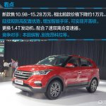 2017 Hyundai ix25 (2017 Hyundai Creta) front three quarters left side at 2017 Chengdu Motor Show