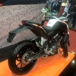 2017 KTM 200 Duke rear right quarter at GIIAS 2017