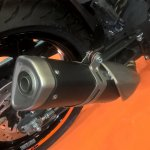 2017 KTM 250 Duke exhaust at GIIAS 2017
