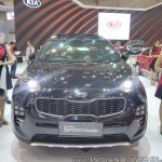 2017 Kia Sportage front at GIIAS 2017