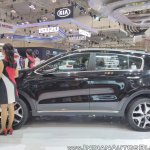 2017 Kia Sportage left side at GIIAS 2017