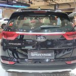 2017 Kia Sportage rear at GIIAS 2017