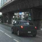 2018 Suzuki Swift ASEAN spec spied first time rear tail lamp glow