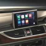 Audi A6 Design Edition infotainment