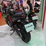 Benelli TNT 300 at Nepal Auto Show rear
