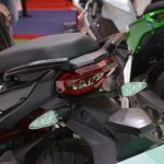 Benelli TNT 300 at Nepal Auto Show tail light