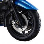 Benelli Zafferano 250 front brake