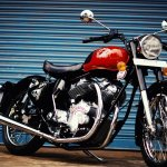 Carberry Royal Enfield Double Barrel 1000 right three quarter