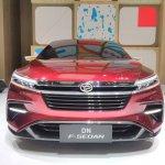Daihatsu DN F-Sedan GIIAS 2017 front