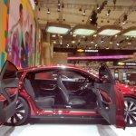 Daihatsu DN F-Sedan GIIAS 2017 side view doors open