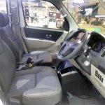 Daihatsu Luxio Special Edition at GIIAS 2017 front seats