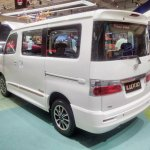 Daihatsu Luxio Special Edition at GIIAS 2017 right rear three quarters