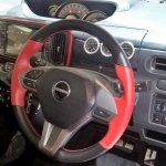 Daihatsu Move Canbus at GIIAS 2017 dashboard
