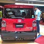 Daihatsu Move Canbus at GIIAS 2017 rear