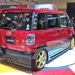 Daihatsu Move Canbus at GIIAS 2017 right rear three quarters