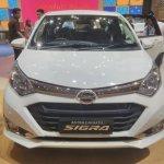 Daihatsu Sigra Special Edition GIIAS 2017 front view