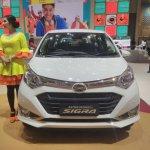 Daihatsu Sigra Special Edition GIIAS 2017 front