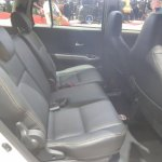 Daihatsu Sigra Special Edition GIIAS 2017 rear seats