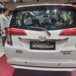 Daihatsu Sigra Special Edition GIIAS 2017 rear