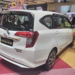 Daihatsu Sigra Special Edition GIIAS 2017 right rear three quarters