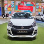 Daihatsu Sirion Special Edition GIIAS 2017 front view