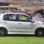 Daihatsu Sirion Special Edition GIIAS 2017 side view