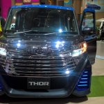 Daihatsu THOR Grand Custom at GIIAS 2017 front
