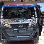 Daihatsu THOR Grand Custom at GIIAS 2017 rear