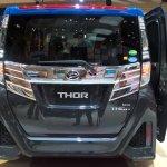 Daihatsu THOR Grand Custom at GIIAS 2017 rear end