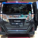 Daihatsu THOR Grand Custom at GIIAS 2017 rear view