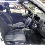 Daihatsu Terios Special Edition GIIAS 2017 front seats