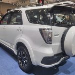 Daihatsu Terios Special Edition GIIAS 2017 left rear three quarters