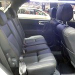 Daihatsu Terios Special Edition GIIAS 2017 rear seats