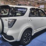 Daihatsu Terios Special Edition GIIAS 2017 right rear three quarters