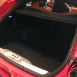 Ferrari GTC4Lusso India boot