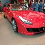 Ferrari GTC4Lusso India front right angle