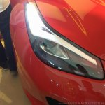 Ferrari GTC4Lusso India headlight