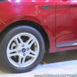 Ford Figo Aspire wheel at Nepal Auto Show 2017