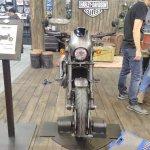 Harley-Davidson Street Rod front at GIIAS 2017