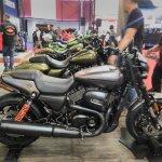 Harley-Davidson Street Rod right side at GIIAS 2017