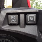 Honda Africa Twin India review G switch