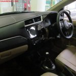 Honda Amaze Privilege Edition dashboard side view