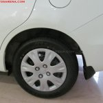 Honda Amaze Privilege Edition wheel