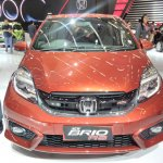 Honda Brio RS GIIAS 2017 front view